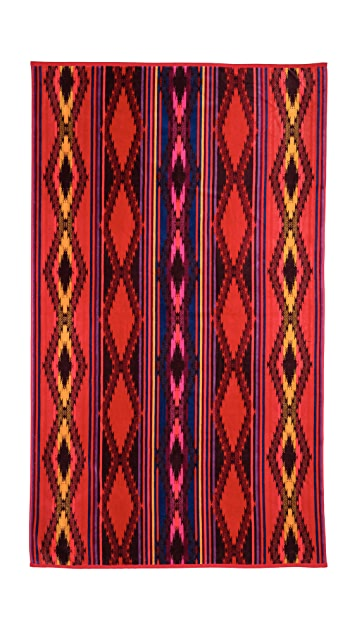 Pendleton, The Portland Collection Bright River Oversized Jacquard Towel