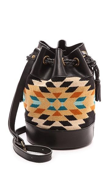 Pendleton, The Portland Collection Small Bucket Bag