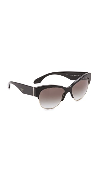 Prada Top Frame Sunglasses