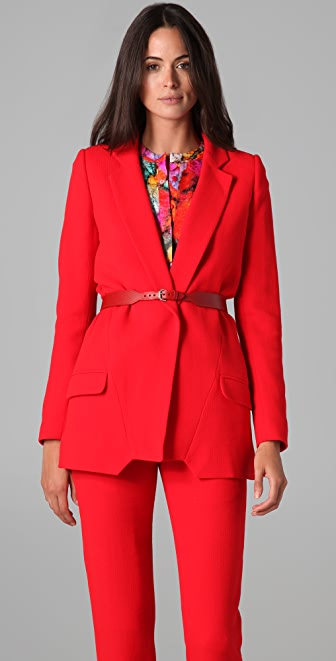 Preen By Thornton Bregazzi Lazar Jacket
