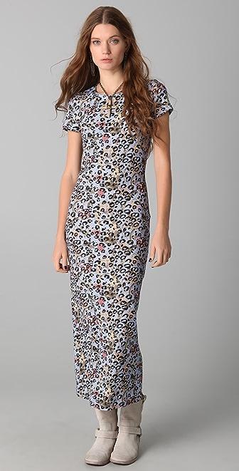 Preen By Thornton Bregazzi Scuba Long Dress