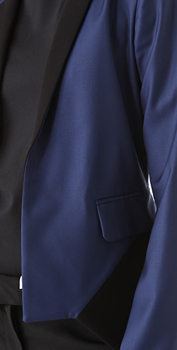 Preen By Thornton Bregazzi Shell Jacket