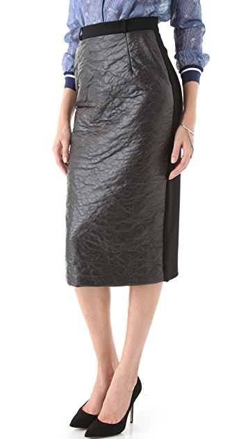 Preen By Thornton Bregazzi Saloon Skirt