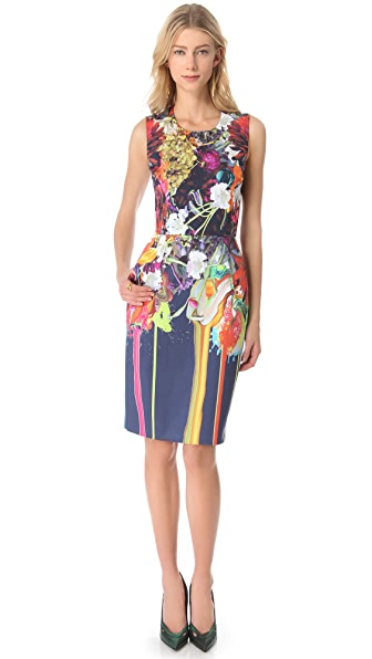 Preen By Thornton Bregazzi Bloom Dress