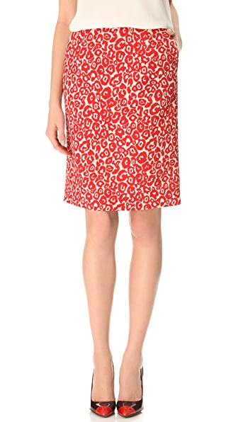 Preen By Thornton Bregazzi Aurora Skirt