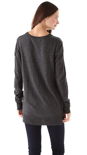 Preen By Thornton Bregazzi Preen Line Sweater with Silk