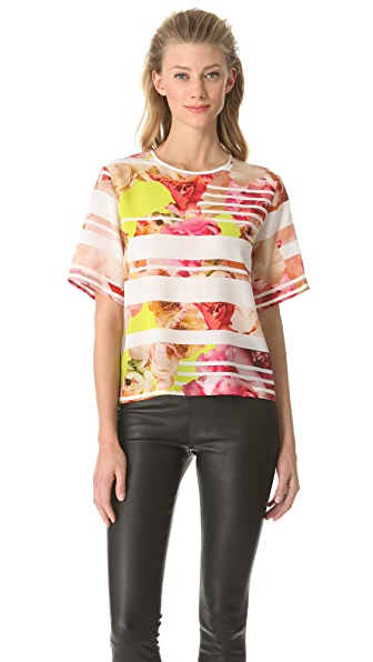 Preen By Thornton Bregazzi Aster Top