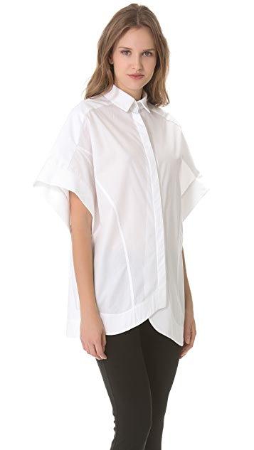 Preen By Thornton Bregazzi Preen Line Arrow Shirt