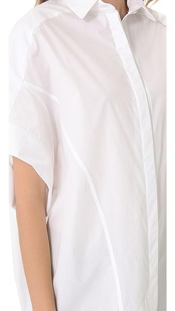 Preen By Thornton Bregazzi Preen Line Arrow Shirt