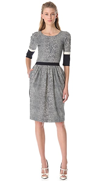 Preen By Thornton Bregazzi Tilda Dress