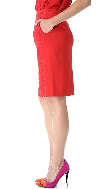 Preen By Thornton Bregazzi Viva Skirt