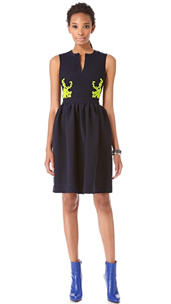 Preen By Thornton Bregazzi Audra Sleeveless Dress