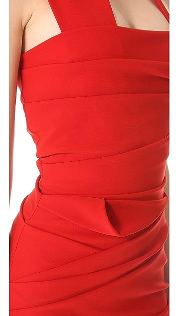 Preen By Thornton Bregazzi Ripple Dress