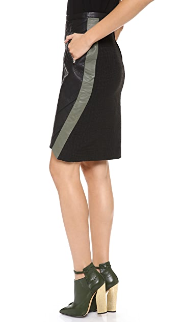 Preen By Thornton Bregazzi Preen Line Broadway Skirt