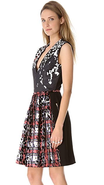 Preen By Thornton Bregazzi Ash Dress