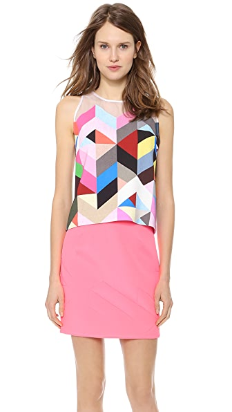 Preen By Thornton Bregazzi Shelton Top
