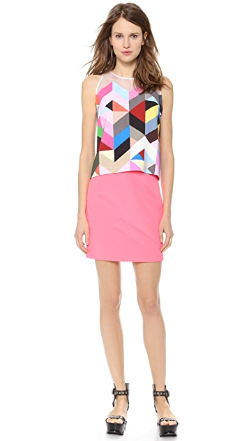Preen By Thornton Bregazzi Aero Skirt
