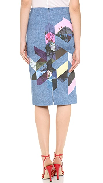 Preen By Thornton Bregazzi Magda Skirt