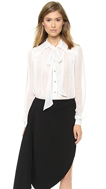Preen By Thornton Bregazzi Catch Blouse