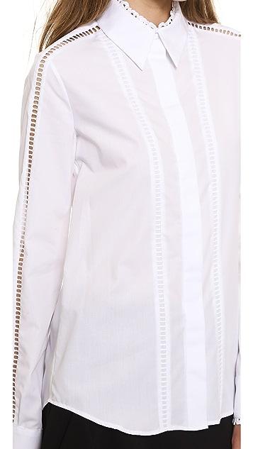 Preen By Thornton Bregazzi Crane Shirt