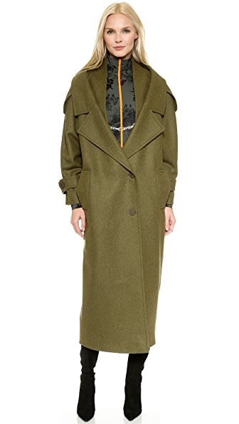 Preen By Thornton Bregazzi Skylar Coat