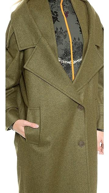 Preen By Thornton Bregazzi Skylar Coat