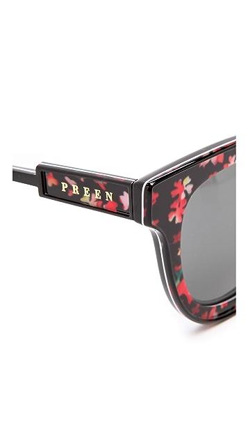 Preen By Thornton Bregazzi Bromley Sunglasses