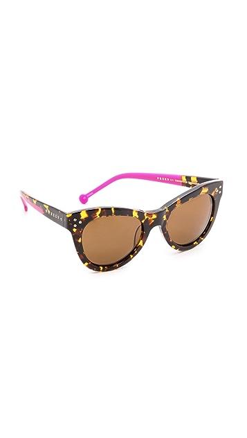 Preen By Thornton Bregazzi Cambridge Sunglasses