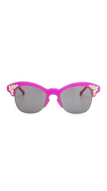 Preen By Thornton Bregazzi Kent Sunglasses