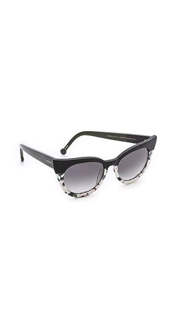Preen By Thornton Bregazzi Dutchess Sunglasses