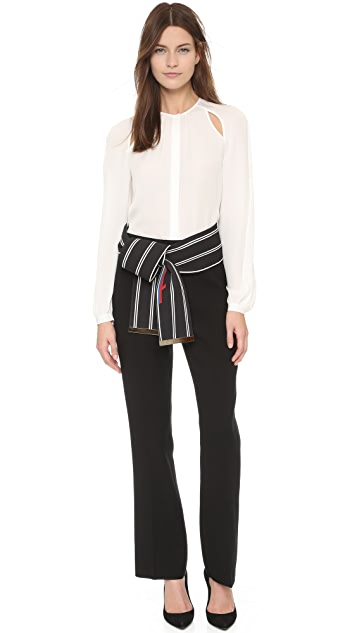 Preen By Thornton Bregazzi Wide Belt