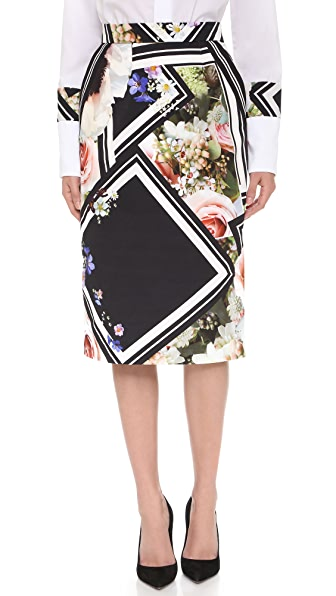 Preen By Thornton Bregazzi Nour Skirt