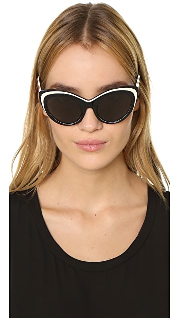 Preen By Thornton Bregazzi Islington Sunglasses