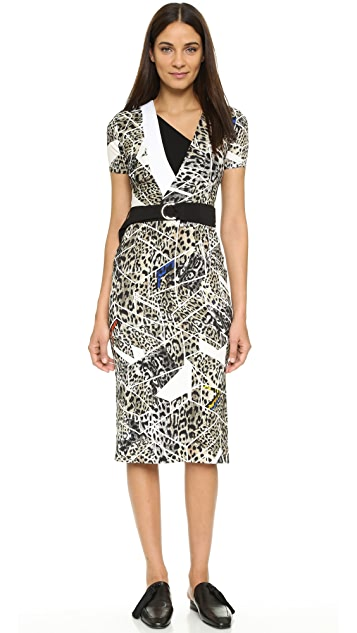Preen By Thornton Bregazzi Meier Dress with Belt