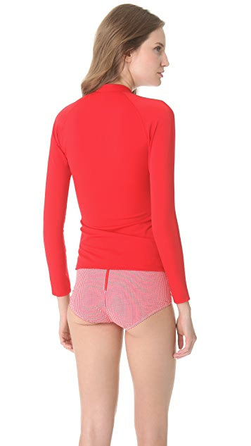 Pret-a-Surf Long Sleeve Rash Guard Top