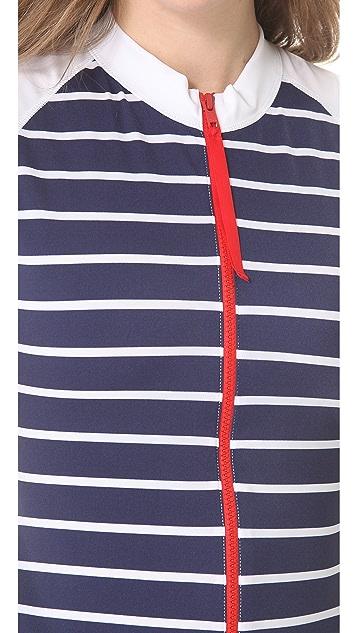 Pret-a-Surf Short Sleeve Rash Guard Top