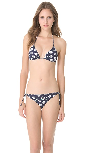 Pret-a-Surf Floral String Bikini