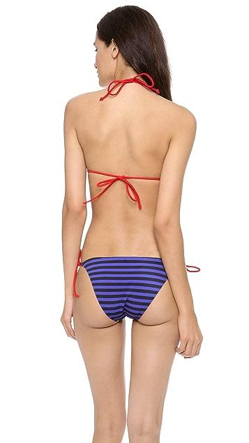 Pret-a-Surf String Bikini Top