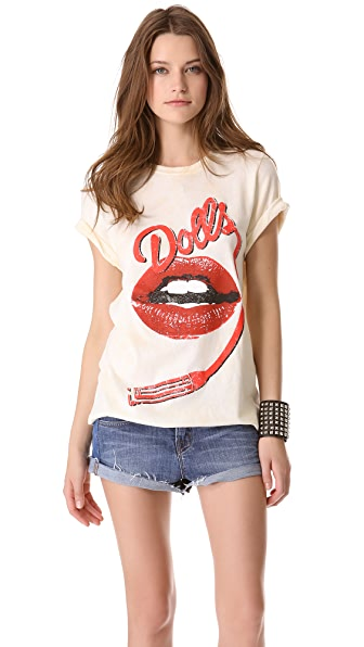 Prince Peter NY Dolls Distressed Tee