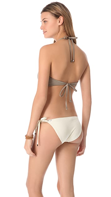 Prism Lisbon Tie Bikini Top