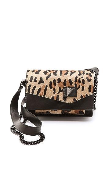 Prism Manhattan Mini Haircalf Handbag