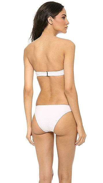 Prism St. Tropez Underwired Bandeau Bikini Top