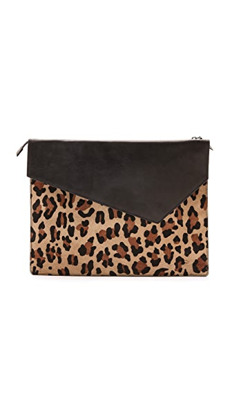 Prism Shanghai Haircalf Clutch