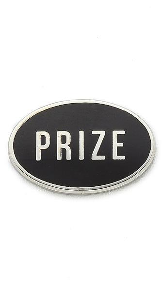 Prize Pins Prize Logo Pin