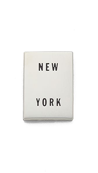 Prize Pins New York Pin