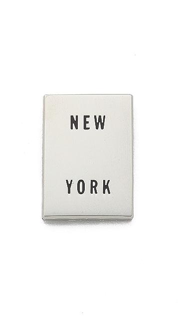 Prize Pins New York Pin