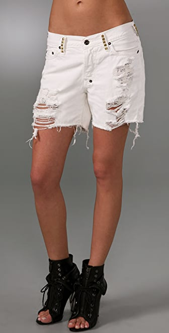 PRPS Japan Torn Love Shorts