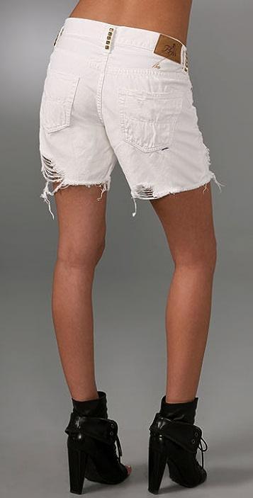 PRPS Japan Torn Love Shorts