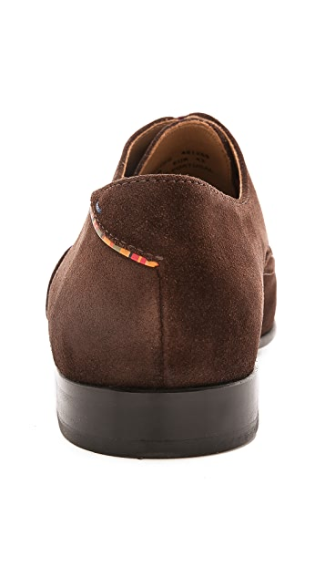 PS by Paul Smith Starling Suede Dress Shoes