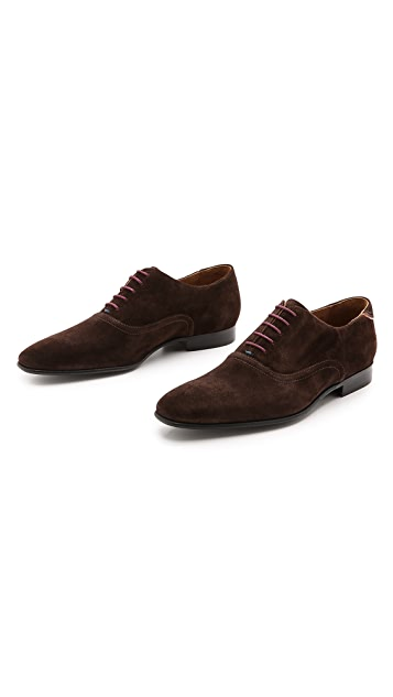PS by Paul Smith Starling Suede Oxfords